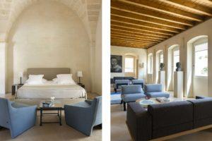 Bedroom La fiermontina resort in Lecce Photographer Maria Teresa Furnari