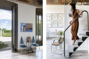 Artworks in Casa Canvas Photographer Maria Teresa Furnari