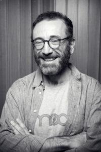 Portrait Vittorio Cosma Photographer Maria Teresa Furnari