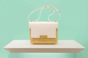 Close up of a a bag in Socapri Boutique in in Capri island Photographer Maria Teresa Furnari