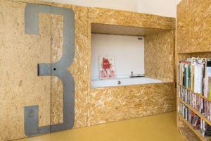 bathtube in the studio Alessio Riva Architect Photographer Maria Teresa Furnari