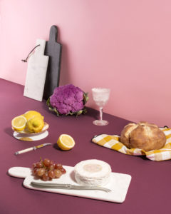 Still Life of Chopping Boards for the E-commerce of Funky Table Photographer Maria Teresa Furnari