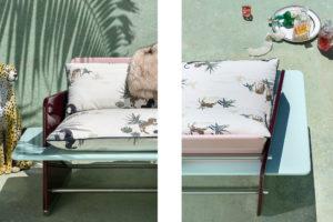 Sofa details Supernova Collection of Derek Castiglioni Photographer Maria Teresa Furnari