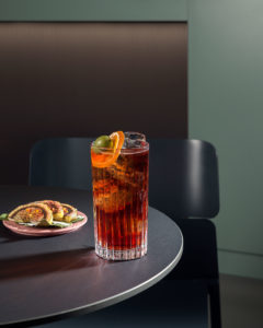 Still life of Long Drink at Il Memorabilia Depot Photographer Maria Teresa Furnari