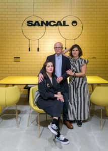Potrait Sancal Team at Salone del Mobile 2019 Milan