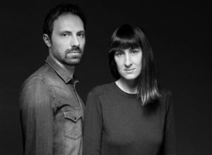 Portrait of Walter Terruso and Roberta Borrelli of Make Your Home Photographer Maria Teresa Furnari