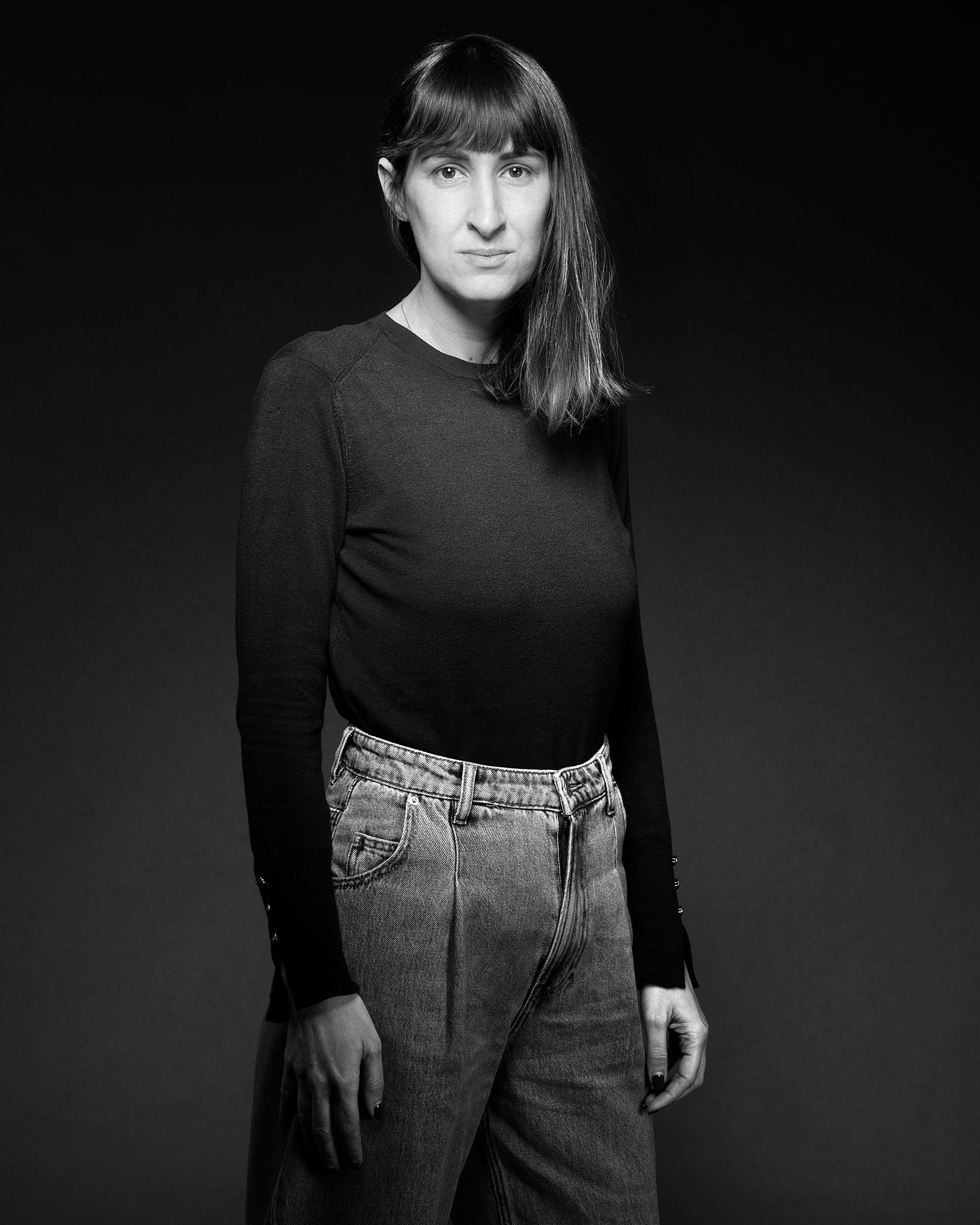 Portrait of Roberta Borrelli of Make Your Home Photographer Maria Teresa Furnari