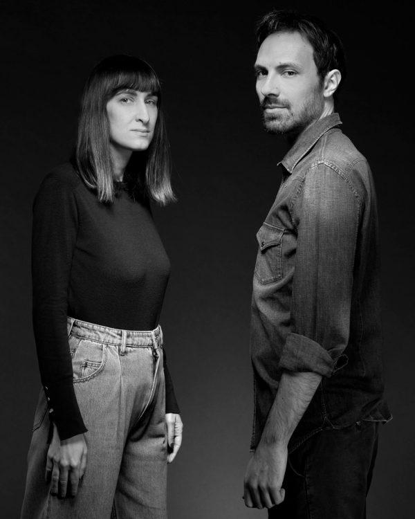 Portrait of Walter Terruso and Roberta Borrelli of Make Your Home Photographer Maria Teresa Furnari